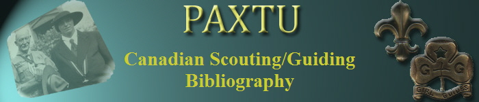 Canadian Scouting/Guiding